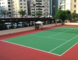 sơn sân tennis  hcm
