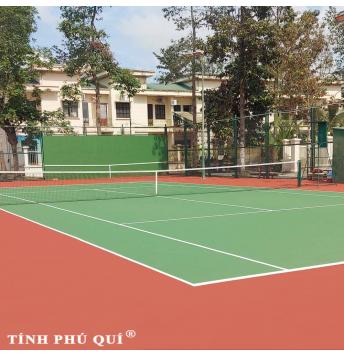 sơn sân tennis
