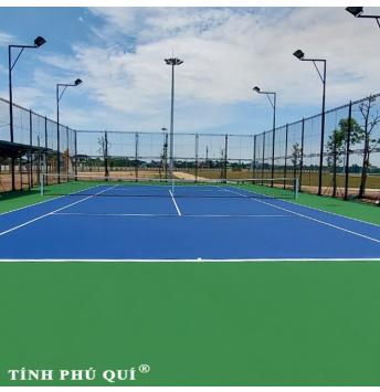 sơn sân tennis 8 lớp deco