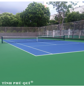 sơn sân tennis laykkold 8 lớp