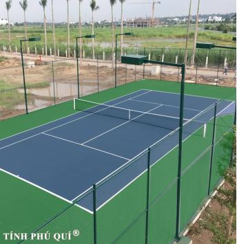 sơn sân tennis phuqui